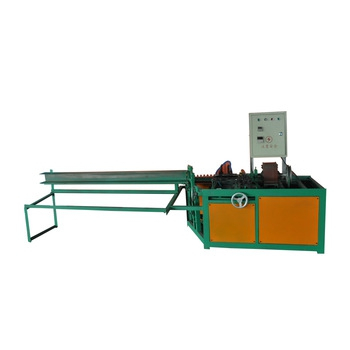 Semi Automatic Chain Link Fence Machine